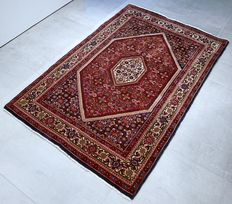 Superior Iran Bidjar Persian rug of the highest quality – 140x90 – very good condition – with certificate