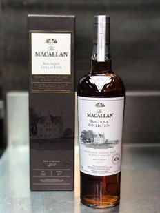 Macallan Boutique Collection 2016 Cask Strength Limited Edition -First release of Boutique Collection