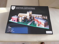 LEGO Certified Professional - Exeter Cathedral - Large Model, 1197 pcs. - Number 230 of 500