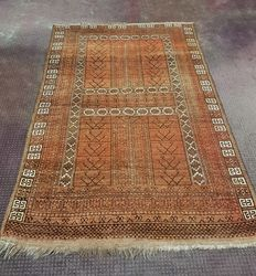 Large hand-knotted Oriental carpet - 200 x 120 - Afghanistan