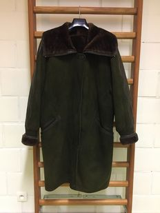 Jacques Jekel - Winter coat - leather/100% sheepskin - Made in France