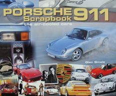 Book : Porsche 911 Scrapbook - 179 pages
