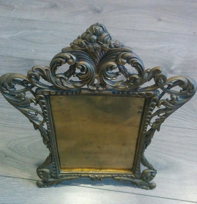 Large photo frame - approx. 1890