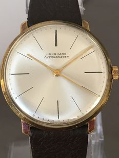 Junghans Chronometer men's wristwatch -- Around the 1960s.