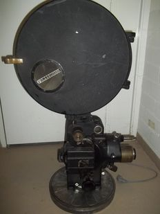 Philips FP5 Cinema Projector used by cinemas - height: 1 meter-approximate weight: 70 kilograms