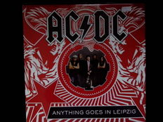 Lots of 3 AC/DC, Anything Goes In Leipzig Color Green 2 LP, Live In Nashville, August 8th 1978 180 Grams, Isstadion. Stockholm 22.3.91 The Razors Edge Tour 1990/91 Picture Disc