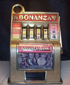 Vintage Slot Machine Bonanza - 20th Century