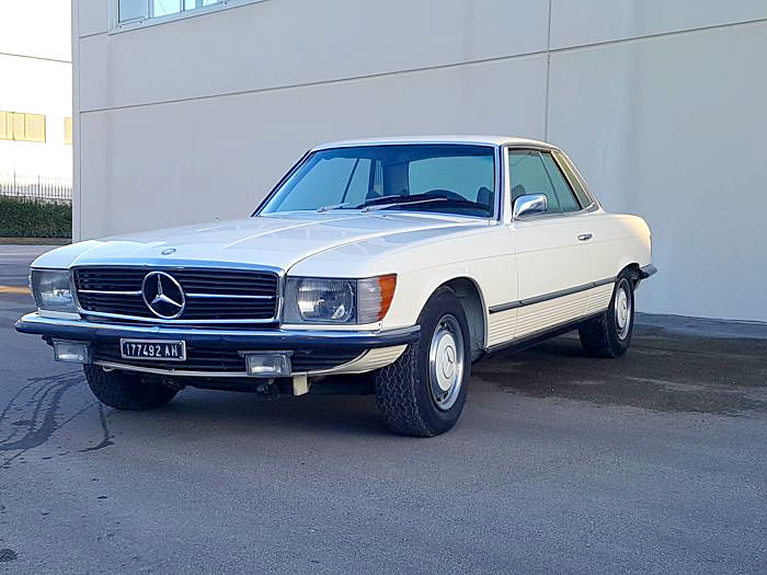 Mercedes-Benz - 350 SLC (C107) - 1973
