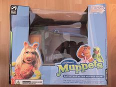 The Muppet Show - Palisades Toys - super deluxe playset - Backstage at the Muppet Show