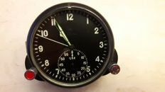 Original Russian( СССР/USSR ) clock 60-CHP for the supersonic fighters MiG-29. The end of the 20th century chronograph.