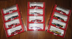 Best - Scale 1/43 - Lot with 12 models: 12 x Ferrari 512 BB Le Mans
