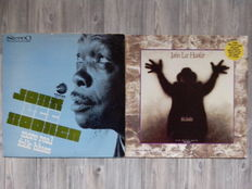 lots of 4 Albums, John Lee Hooker – More Real Folk Blues and The Healer / B.B. King  – My Kind Of Blues HQ 180 Grams and Beats Like A Hammer: Early And Rare Tracks Limited Edition