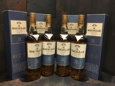 Macallan 12 Fine Oak 700ml x4