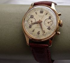 Lycke Watch - Chronograph - Vintage men´s model - 1960s
