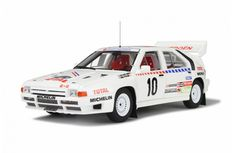 Otto Mobile - Scale 1/18 - Citroën BX 4TC Groupe B 1986 rally sweden