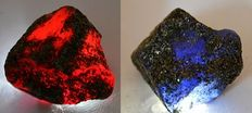 Natural ruby & sapphire rough – 675ct (2)