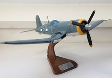 Breitling – Breitling Fighters Chance Vought F4U Corsair, very rare, limited edition, model plane.