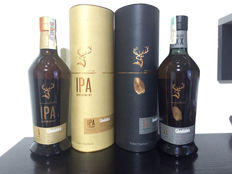 2 bottles - Glenfiddich Experimental series IPA & Project XX in original tubes