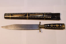 Whaling knife, 19th century