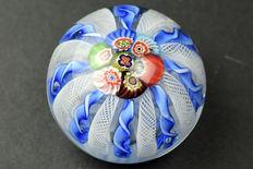 A.VE. M.  (Murano) - Rare Paperweight with Murrine