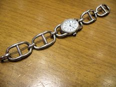 SYMBOL – SWISS MADE – women's watch in 800 silver – 1960s – in excellent condition
