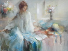 Willem HAENRAETS ( 1940-) - In afwachting van...