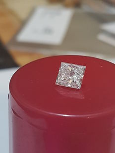 Diamant – 1.52 ct – E kleur VS1 – IGL-rapportnr.: 941580