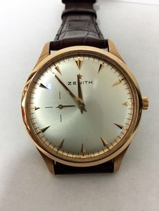 Zenith - Captain Elite Ultra Thin Gold - 2014