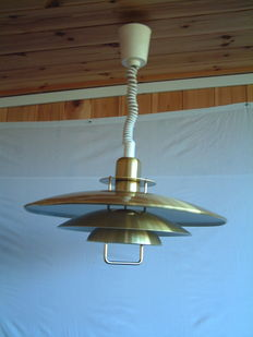 Belid  -  A metal ceiling light -model nos. T1214 .