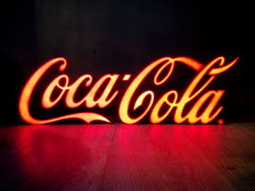 Coca cola - reclameverlichting / LED - channel XL