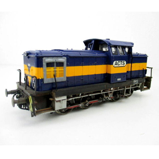 Gützold H0 - 41304 -  Diesel locomotive 6003  of the  ACTS
