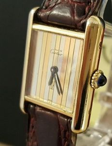 Cartier Vermeil - women's watch