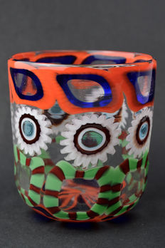 Formentello (Eli Vetri D'arte)- Glass with Murrine
