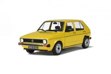 Solido - 1:18 - VW Golf 1