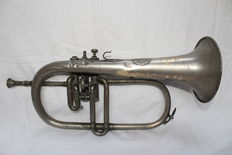 F&L decart frères fluglehorn, 1910, Belgian army for decoration