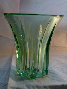 Daum Nancy - Art Deco vase