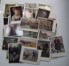 USSR/Russia - collection of 300 postcards