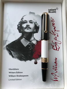 Montblanc William Shakespeare - Limited Edition