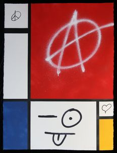 Ziegler-T - My kid ruined my Mondrian