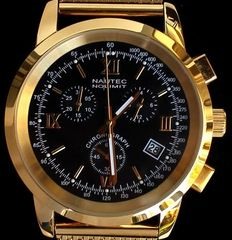 NNL Nautec No Limit Chairman Chronograph – Wristwatch –  2016