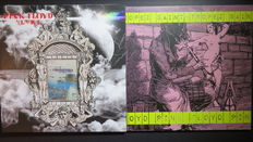 Pink Floyd - Great batch of 2 live performances on 3LP, of which one is a limited edition * Venice 1989/Saint Tropez 1970 *