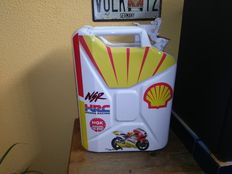 Shell-Honda decorative jerrycan