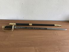 American cavalry saber