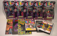 Kevin Smith / Clerks - Inaction Figures - Comics  - Dvd's