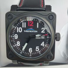 Vredestein quartz men's wristwatch