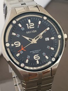 Sector No Limits, men's wristwatch, 21st century