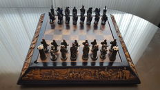 Theme chess: reconquest of Valencia