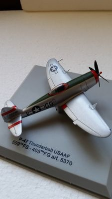 Franklin mint amour collection p-47