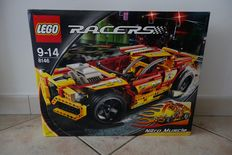 Racers - 8146 - Nitro Muscle