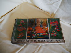 Classic - 700 - Automatic Binding Bricks